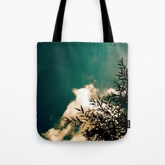 Tree in the Sky Tote Bag