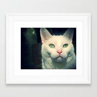 infinite Framed Art Prints featuring Infinite by Yoshigirl