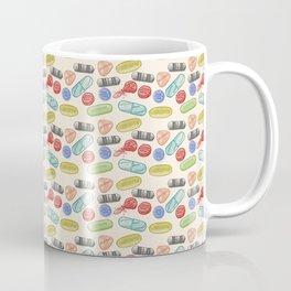Pill Pile Coffee Mug