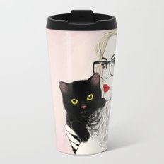 Cats just want to have fun! Travel Mug