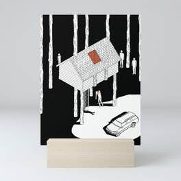 Hereditary by Ari Aster and A24 Studios Mini Art Print