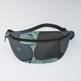 Black Ice Fanny Pack