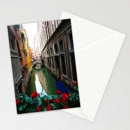 Venice Canal Stationery Cards