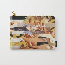 Glitch Pin-Up Redux: Vanessa Carry-All Pouch