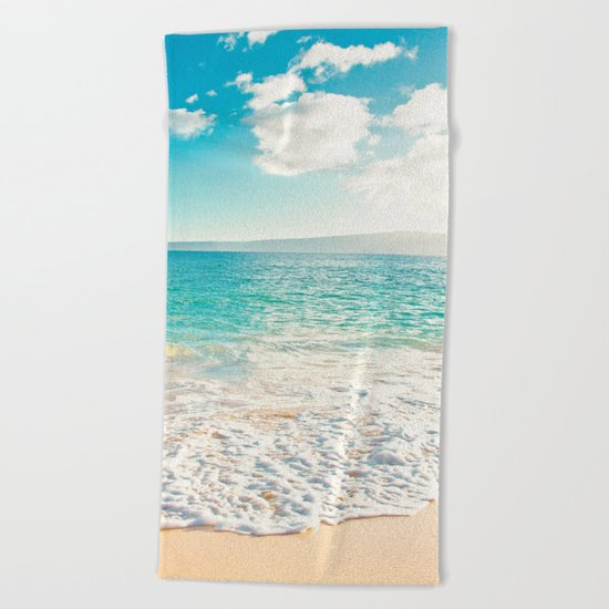 Big Beach Beach Towel