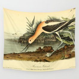 American Avocet Wall Tapestry