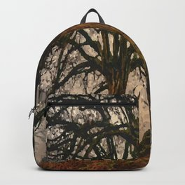 old tree Backpack