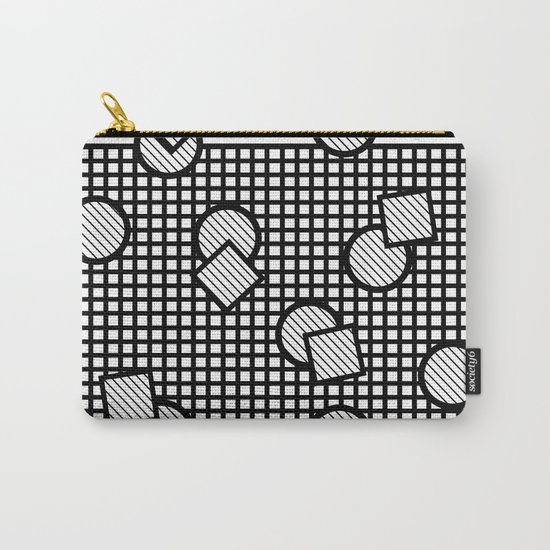 Flurries Carry-All Pouch