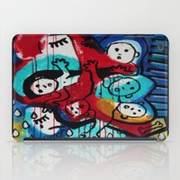 madonna iPad Cases featuring Lady Madonna by Lisa Brown Gallery