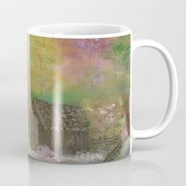Deep Forest Cabin Coffee Mug