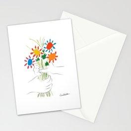 Le Bouquet Pablo Picasso Stationery Cards
