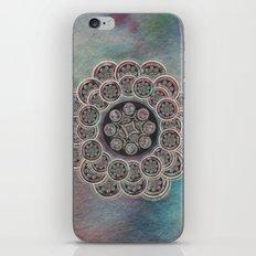 Electric Moon iPhone Skin