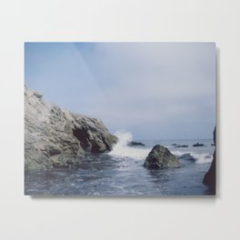 California Cove Metal Print