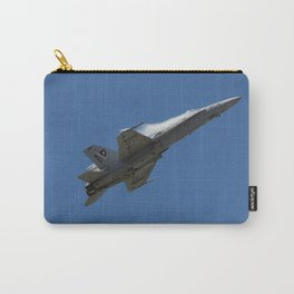 F-18 Hornet Afterburner Climb Carry-All Pouch