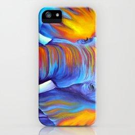 Close Encounter iPhone Case