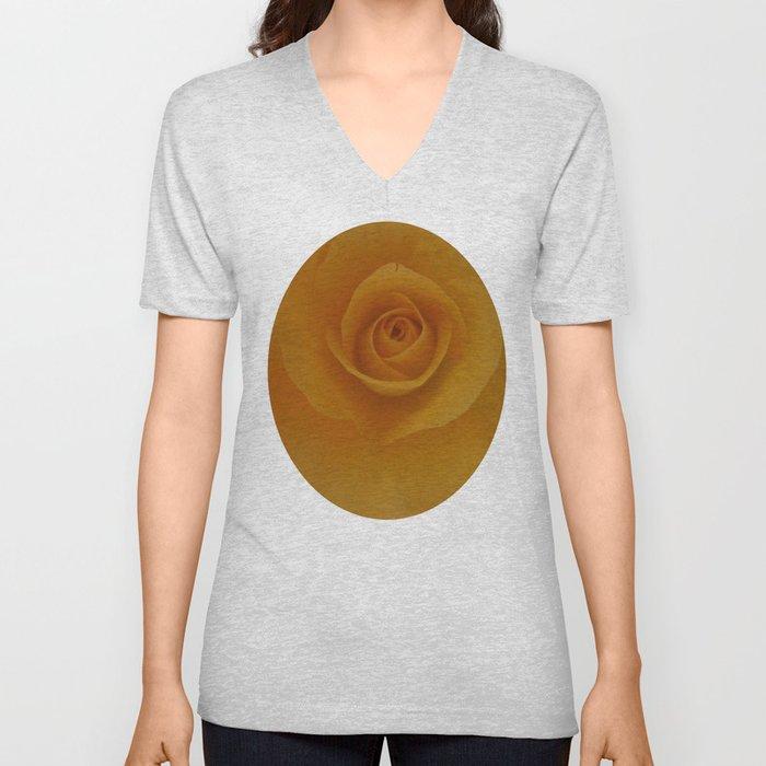 Begonia Sunshine Unisex V-Neck