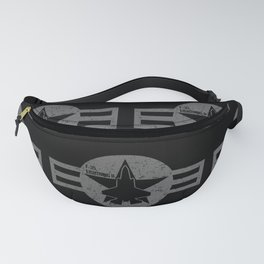 F35 Fighter Jet Airplane - F-35 Lightning II Fanny Pack