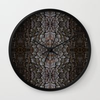 camouflage Wall Clocks featuring Camouflage by Akwaflorell