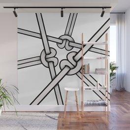knots tied Wall Mural