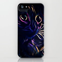 Neo Leo iPhone Case