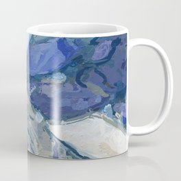 412 - Abstract Colour Design Coffee Mug