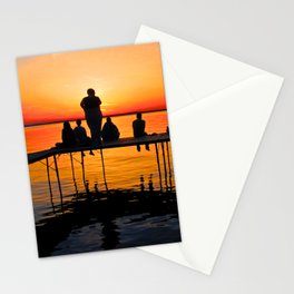 Sconnie Sunset Stationery Cards