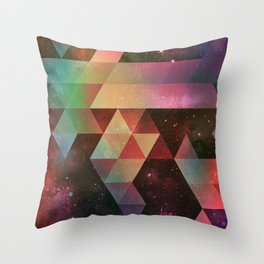 tryfyyrcc Throw Pillow