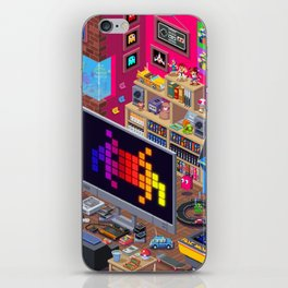 Edge Retro Cover Reboot... iPhone Skin