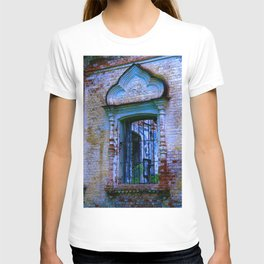 Window The Ensemble of the Monastery of Deposition of the Robe (16th - 20th centuries) T-shirt