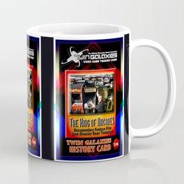 The King of Arcades Card Coffee Mug