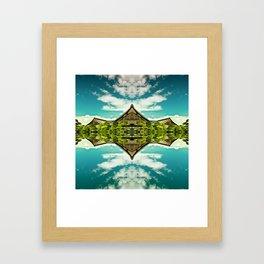 From the world Framed Art Print