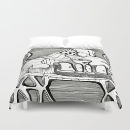 The Structure of Choosing Duvet Cover