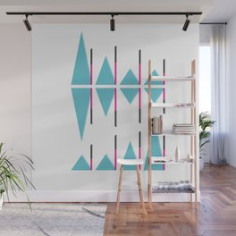 Infographic Selection #2 Wall Mural
