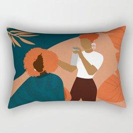 Salon No. 1 Rectangular Pillow