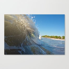 The Tube Collection p2 Canvas Print