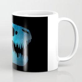 T-Rex Skull Coffee Mug