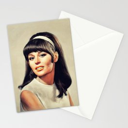 Marianna Hill, Vintage Actress Stationery Cards
