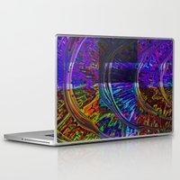 totem Laptop & iPad Skins featuring Totem by Amanda Moore
