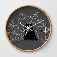8 down, 1 to go Wall Clock