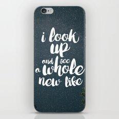 A New Life iPhone & iPod Skin