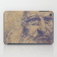 da vinci iPad Cases featuring Da Vinci by LK Winwright