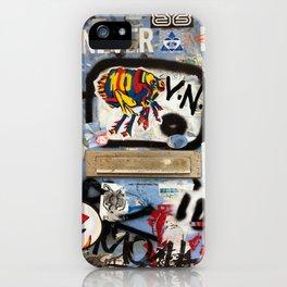 STREET ART #9 iPhone Case