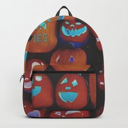 Jack O'Lanterns Backpack