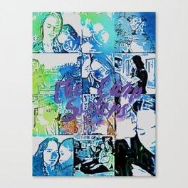 The Earp Sisters 1 Canvas Print