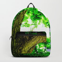 Park idyll Backpack