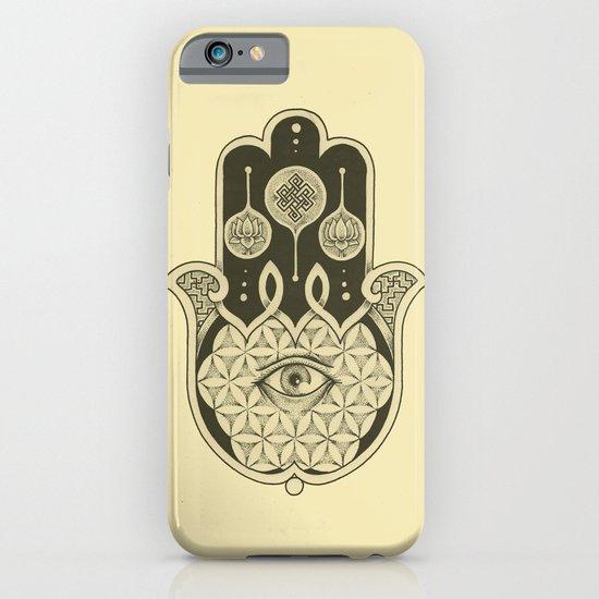 Hamsa iPhone & iPod Case