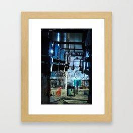 Tree Of Knowledge Framed Art Print