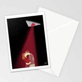 Abducted By Love Stationery Cards