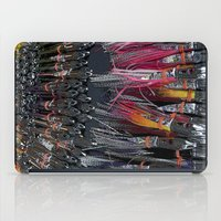 fishing iPad Cases featuring Fishing by Mary Kilbreath
