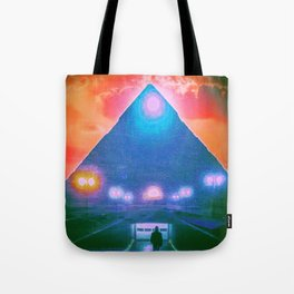 Enter the Tomb Tote Bag
